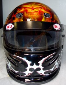 Helmet Custom Paint 162