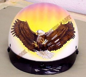 Helmet Custom Paint 165