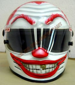 Helmet Custom Paint 170
