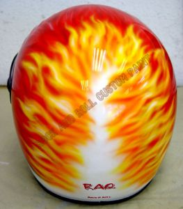Helmet Custom Paint 172