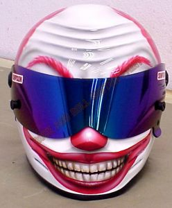Helmet Custom Paint 173