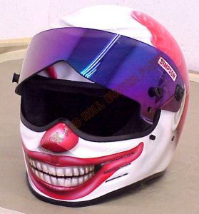 Helmet Custom Paint 174