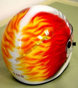 Helmet Custom Paint 177