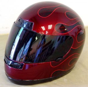 Helmet Custom Paint 181