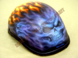 Helmet Custom Paint 188