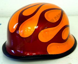 Helmet Custom Paint 189