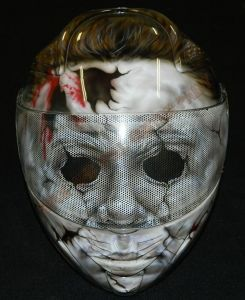 Helmet Custom Paint 2361