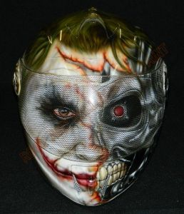 Helmet Custom Paint 2370