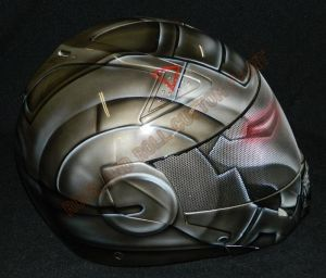Helmet Custom Paint 2384