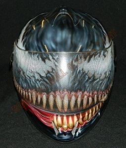 Helmet Custom Paint 2398
