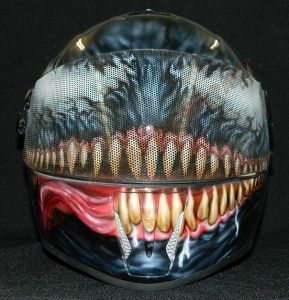 Helmet Custom Paint 2399