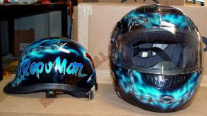 Helmet Custom Paint 24