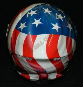 Helmet Custom Paint 2410