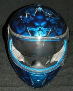 Helmet Custom Paint 2413