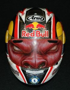 Helmet Custom Paint 2416