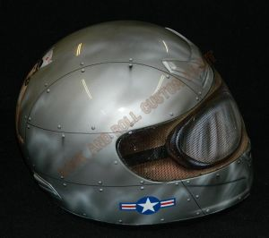 Helmet Custom Paint 2426