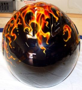 Helmet Custom Paint 32