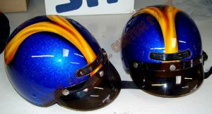 Helmet Custom Paint 33