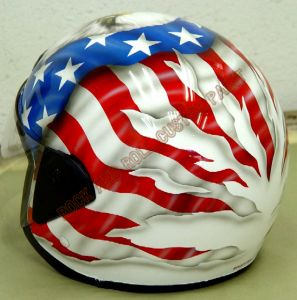 Helmet Custom Paint 38