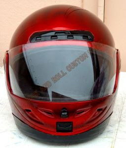 Helmet Custom Paint 39