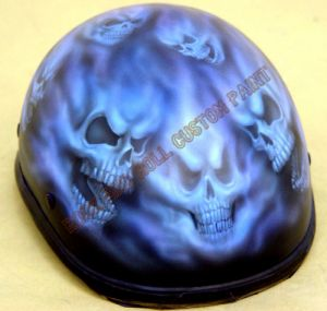 Helmet Custom Paint 45