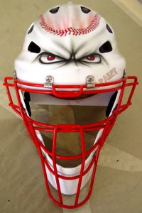 Helmet Custom Paint 48