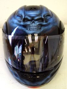 Helmet Custom Paint 5