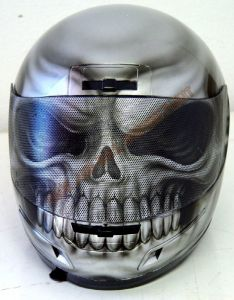 Helmet Custom Paint 50