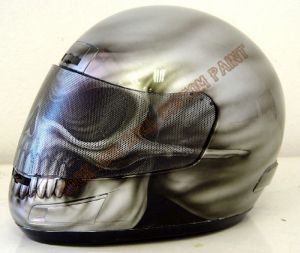 Helmet Custom Paint 51