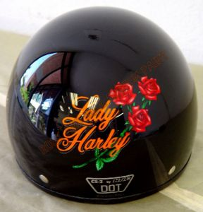Helmet Custom Paint 52