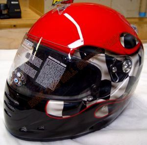 Helmet Custom Paint 54