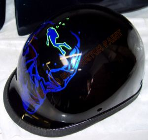 Helmet Custom Paint 59