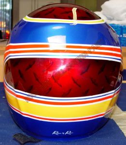 Helmet Custom Paint 62
