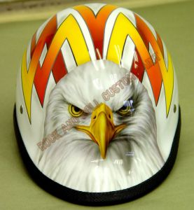 Helmet Custom Paint 63