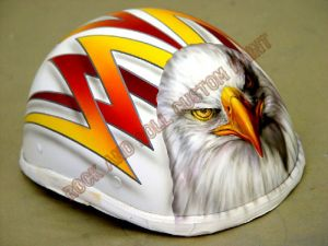 Helmet Custom Paint 64