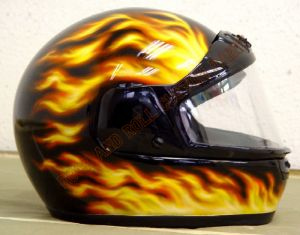 Helmet Custom Paint 7