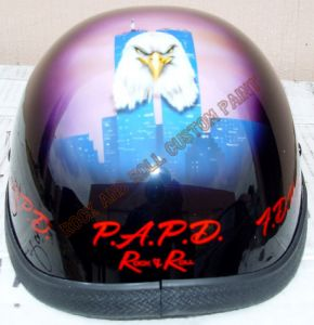 Helmet Custom Paint 72