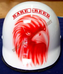 Helmet Custom Paint 75