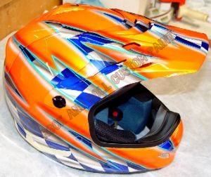 Helmet Custom Paint 76