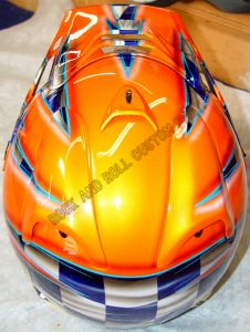 Helmet Custom Paint 78