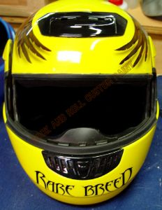 Helmet Custom Paint 80