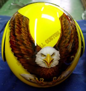 Helmet Custom Paint 81