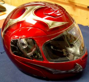 Helmet Custom Paint 82