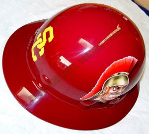 Helmet Custom Paint 86