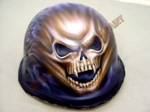 Helmet Custom Paint 9