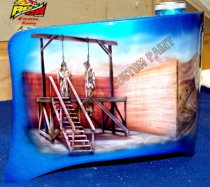Murals Custom Paint 824
