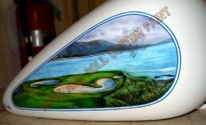 Murals Custom Paint 886