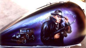 Murals Custom Paint 989