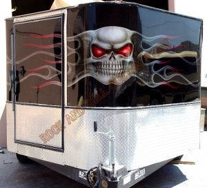 RV And Trailer Custom Paint 1404