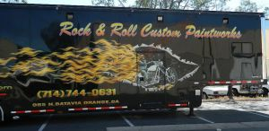 RV And Trailer Custom Paint 2439